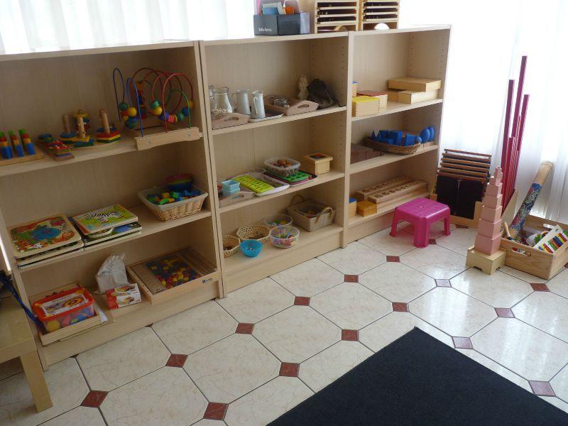 Educateur Montessori