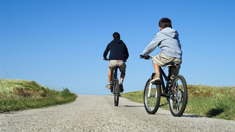 L'essor de la randonnée à vélo
