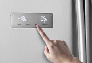 Quelle température pour mon réfrigérateur