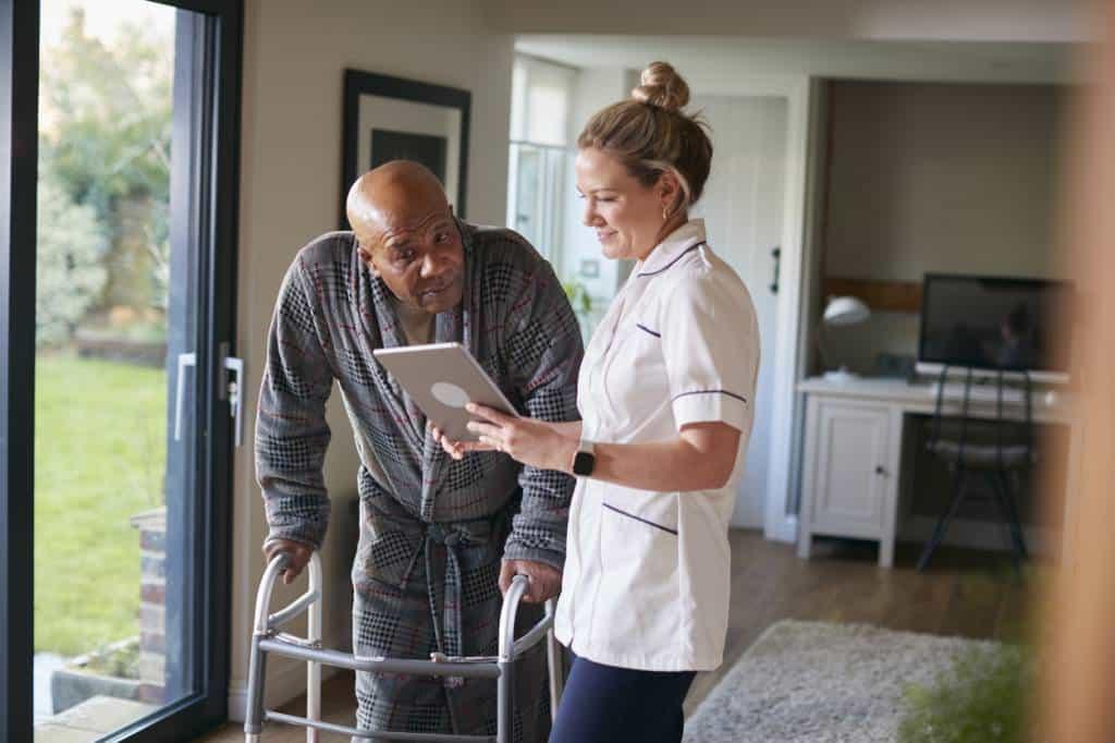 perte autonomie aide à domicile senior
