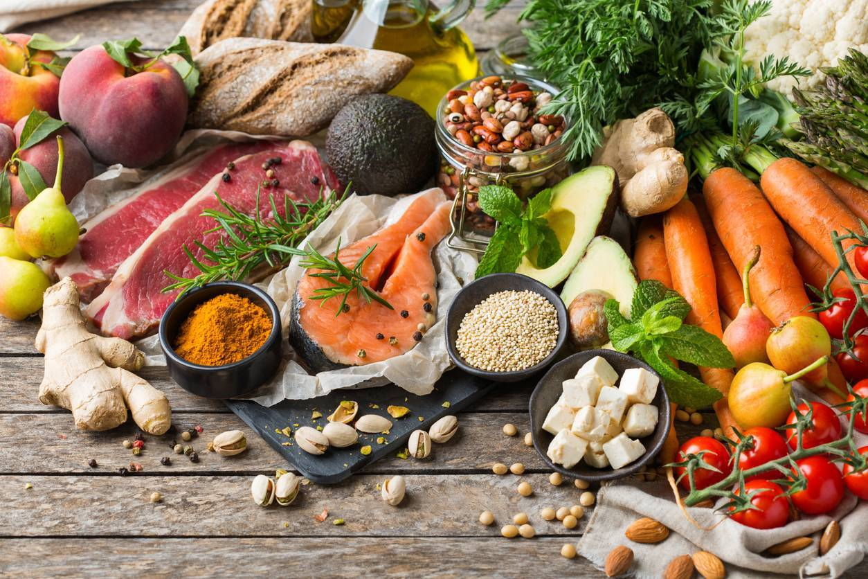 equilibre alimentaire perte de poids