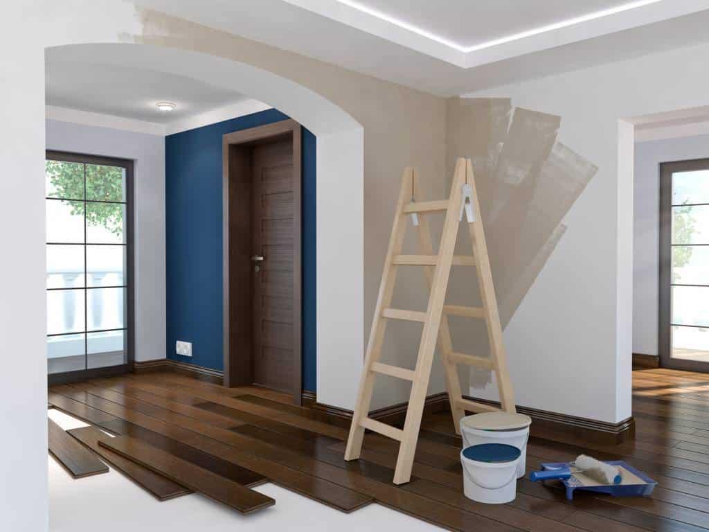 travaux de rénovation logement