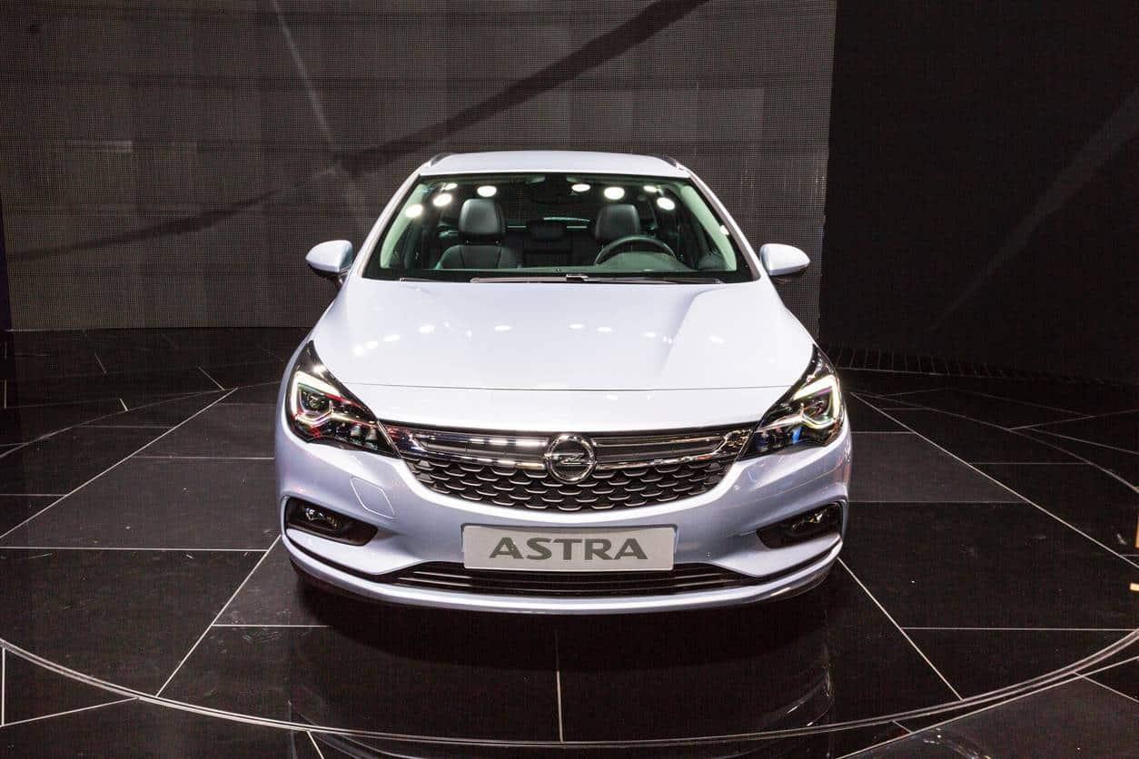 nouveautés Opel