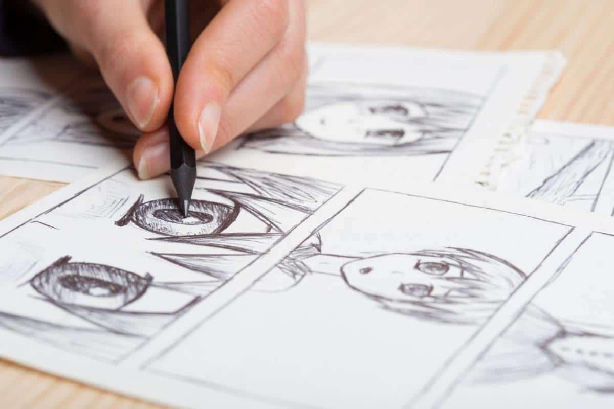 dessin de caricature
